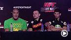 UFC 파이트나이트 브라질리아의 경기 후 기자회견 영상을 확인해 보자
