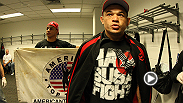 Best friends Bigfoot Silva and Gleison Tibau train together at American Top Team and are set to compete on the same card at Fight Night Brasilia. Watch Silva, who faces Andrei Arlovski, and Tibau, who faces Piotr Hallman, is this training feature.