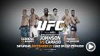 Guarda l'ampia anteprima di UFC 178, dove il titolo pesi mosca UFC sarà in palio con Demetrious Johnson contro Chris Cariaso. Inoltre Conor McGregor combatterà Dustin Poirier ed Eddie Alvarez incontrerà Donald Cerrone.