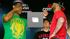 UFC Fight Night Brasilia Open Workouts Gallery