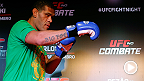 Fight Night Brasilia: Media Day Highlights