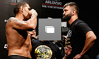 UFC Fight Night Brasilia Weigh-In Gallery