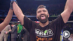 Fight Night Brasilia: Andrei Arlovski Octagon Interview