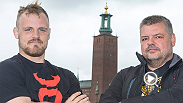 Welterweight Gunnar Nelson has recently become father. Before UFC Fight Night Stockholm Nelson Gunnar reflects on fatherhood with his own father and manager Haraldur Nelson.