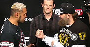 Watch the official weigh-in for UFC Fight Night: Hunt vs. Nelson.