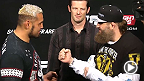 Watch the official weigh-in for UFC Fight Night: Hunt vs. Nelson live Friday, September 19 at 8am BST.