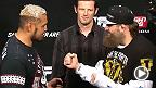 Vea el pesaje oficial de UFC Fight Night: Hunt vs. Nelson en vivo el Viernes 19 de Septembre  a las 3am/12am ETPT.