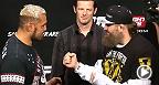 Voyez la pesée officielle de l'UFC Fight Night : Hunt vs Nelson en direct le vendredi 19 septembre à 9:00 HEC.