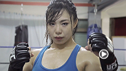 She is known for her quirky style and eye-opening promotional stunts, yet Rin Nakai can back it up with a 16-0-1 record. On Saturday, Sept. 20 she faces former Strikeforce champ Miesha Tate as they go toe-to-toe in Saitama, exclusively on UFC FIGHT PASS.