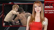 A sneak peak of today's new episode of The Ultimate Fighter Latin America and a preview to two exclusive VICE media videos on Fight Night Tokyo's Takanori Gomi and Rin Nakai in today's UFC Minute!