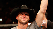 "Looking to keep his name in title contention talk, submission artist Donald ""Cowboy"" Cerrone quick"