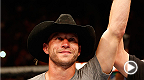 "Looking to keep his name in title contention talk, submission artist Donald ""Cowboy"" Cerrone quickly works his ground game against Edson Barboza earning a first round victory. See ""Cowboy"" battle UFC newcomer Eddie Alvarez in the co-main event at UFC 178."
