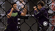 Check out the highlights from Team Melendez fighter Emily Kagan as she prepares for her bout against Joanne Calderwood in episode two of The Ultimate Fighter. Watch Kagan and Calderwood duke it out Wednesday on FOX Sports 1!