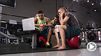 Joanne Calderwood scouts opponent Emily Kagan with the help of Team Pettis coaches. Watch an all-new episode of The Ultimate Fighter every Wednesday on FOX Sports 1.