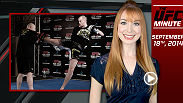 Lisa Foiles runs down all the need to know news from today, September 18, including the Fight Night Japan weigh-in and two huge fight announcements!