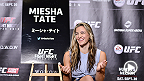 Miesha Tate talks about her opponent Rin Nakai and their history making fight at Fight Night Japan.