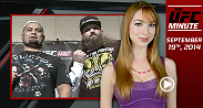 Happy Fight Week Friday! Lisa Foiles gets you up-to-date on everything you need to know before Fight Night Japan!