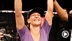 메간 올리비 기자가 여자 밴텀급 경기에서 인상적인 경기력으로 린 나카이를 쓰러뜨린 미샤 테이트와 이야기를 나누었다. UFC 파이트패스에서 그녀의 멋진 경기력을 확인해 보자.