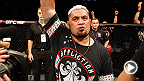 La tête d'affiche de l'événement Fight Night Japan, Mark Hunt, s'est joint à Megan Olivi dans les coulisses afin de commenter sa victoire par KO sur Roy Nelson. Revoyez-le en action à l'événement Fight Night Japan sur UFC FIGHT PASS!