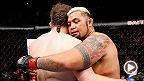 UFC Japan 2014大会で勝利したマーク・ハントがブライアン・スタンのインタビューに答え、本日誕生日を迎える2歳の娘を祝福。UFCファイトパスでUFC Japan 2014大会をもう一度楽しもう。
