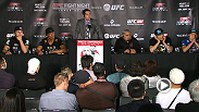 Highlights from the Fight Night Japan post-fight press conference.