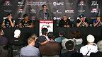 Melhores momentos da coletiva de imprensa pós-lutas do Fight Night Japão.