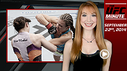 Lisa Foiles recaps all the action from this week, provides an update on heavyweight Matt Mitrione, and looks ahead to UFC 178 this weekend!