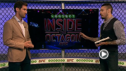 We step inside the Octagon with Dan Hardy & John Gooden to take a look at upcoming UFC 178 this weekend in Vegas.