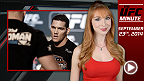 Get up-to-date on the big changes to UFC 181, today's Nevada State Athletic Commission hearing, and the latest episode of The Ultimate Fighter Latin America.