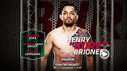Meet Team Velasquez fighter Henry Briones and then watch his bout against Marlon Vera on UFC FIGHT PASS!