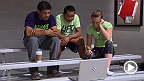 Lisa Ellis and Team Melendez coaches watch footage of her 2012 bloody brawl with Jessica Penne. Ellis and Penne rematch on Wednesday's episode of The Ultimate Fighter and you don't want to miss a minute of action!