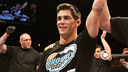 Former bantamweight champion Dominick Cruz chats with UFC correspondent Megan Olivi about his first fight in almost three years, a first-round TKO of Takeya Mizugaki at UFC 178.