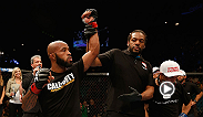 UFC flyweight champion Demetrious Johnson talks with Joe Rogan about his fifth title defense against Chris Cariaso at UFC 178.