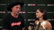 Lightweight, and winner of five straight, Donald Cerrone catches up with UFC correspondent Megan Olivi backstage at UFC 178 to discuss his win over Eddie Alvarez and when he wants to step into the next.