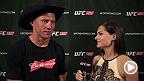 UFC 178ドナルド・セラーニのバックステージ・インタビュー
