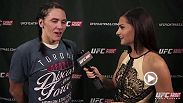 Cat Zingano looks back on her UFC 178 win with UFC correspondent Megan Olivi.