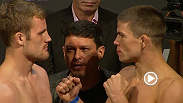 Watch the official weigh-in for UFC Fight Night: Nelson vs. Story.
