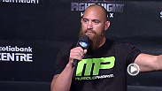 "Watch the Fight Club Q&A with heavyweight Travis ""Hapa"" Browne."