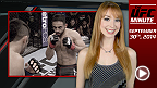 Lisa Foiles runs down all the need-to-know news for Tuesday, September  30, including an all-new episode of The Ultimate Fighter Latin America and a host of free fights on UFC.com.