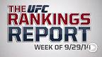 Le compte-rendu des classement est une nouvelle série hebdomadaire UFC.com qui offre aux fans un aperçu des classements officiels de l'UFC.   Cette semaine Matt Parrino et Frank Mir discutent des récents changements dont Dominick Cruz et Conor McGregor.