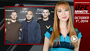 Lisa Foiles runs down all the need-to-know news for Wednesday, October 1.