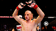 When he's training for a headlining fight, Tarec Saffiedine spends so much time in the gym that he uses family time for a much needed escape.