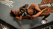 Relive episode four of The Ultimate Fighter: A Champion Will Be Crowned, featuring the bout between No. 1 seed Carla Esparza and No. 16 seed Angela Hill.