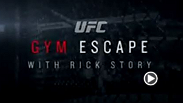 Head into the kitchen with UFC welterweight Rick Story, as he talks about how he took to cooking and what he likes to eat. He battles young star Gunnar Nelson in the main event of Fight Night Stockholm on UFC FIGHT PASS.