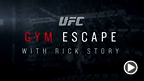 Head into the kitchen with UFC welterweight Rick Story, as he talks about how he took to cooking and what he likes to eat. He battles young star Gunnar Nelson in the main event of Fight Night Stockholm.