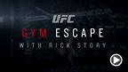Rendez-vous à la cuisine avec le poids mi-moyen de l'UFC, Rick Story, qui discute de ses talents culinaires et de ses préférences en matière de nourriture.  Il affrontera la vedette Gunnar Nelson en combat principal de l'événement Fight Night Stockholm.