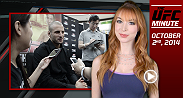 Lisa Foiles runs down everything you need to know for Thursday, October 2.