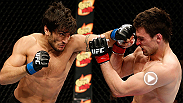 Take a closer look at Fight Night Halifax competitor Elias Theodorou. Theodorou, the first ever Canadian Ultimate Fighter winner, looks to improve to 10-0 and put the middleweight division on notice with a win over Bruno Santos  in Halifax.
