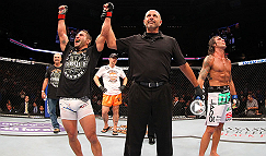 UFC 179 Free Fight: Chad Mendes vs. Clay Guida