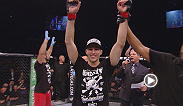 Fight Night Halifax headliner Rory MacDonald reflects on his first career finish since 2012 with UFC correspondent Jon Anik.